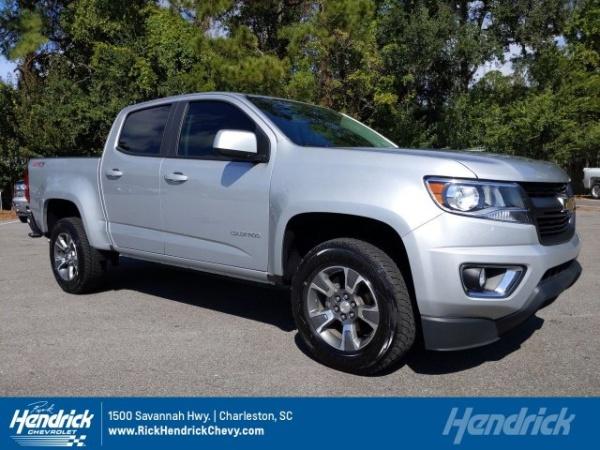 2017 Chevrolet Colorado in Charleston, SC