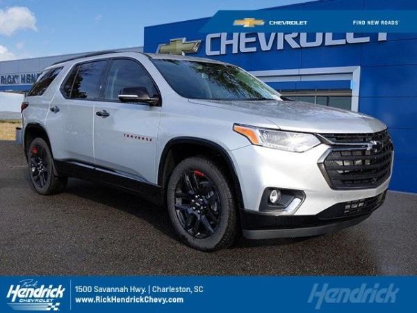 2020 Chevrolet Traverse in Charleston, SC