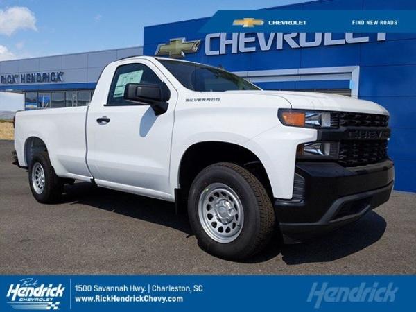 2020 Chevrolet Silverado 1500 in Charleston, SC