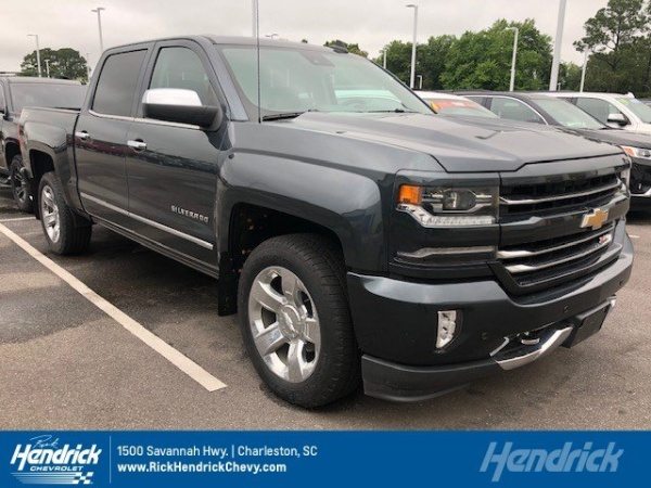 2017 Chevrolet Silverado 1500 in Charleston, SC