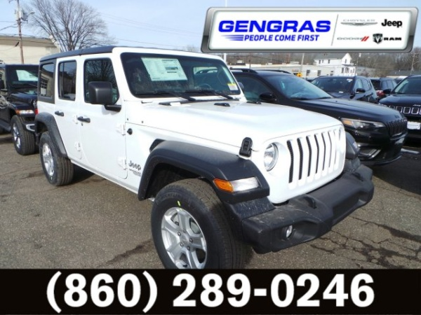 2019 Jeep Wrangler in East Hartford, CT