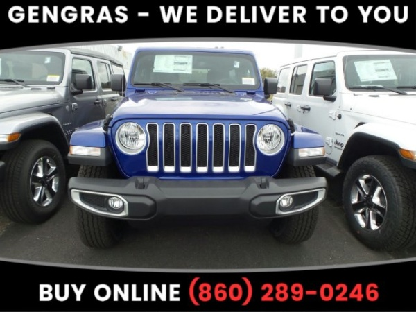 2020 Jeep Wrangler in East Hartford, CT