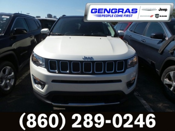 2020 Jeep Compass in East Hartford, CT