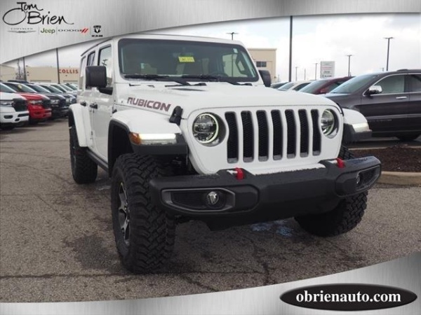 2020 Jeep Wrangler in Greenwood, IN