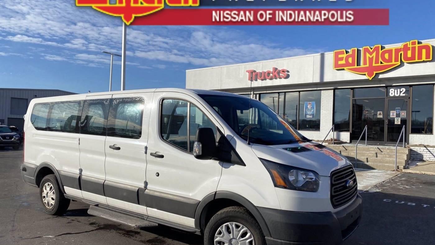 2018 Ford Transit Passenger Wagon