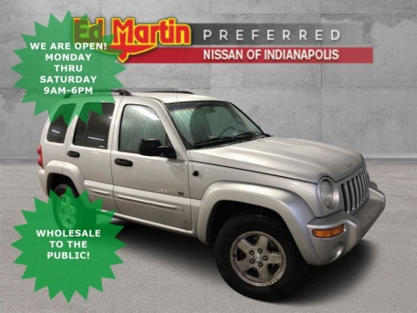 2002 Jeep Liberty in Indianapolis, IN