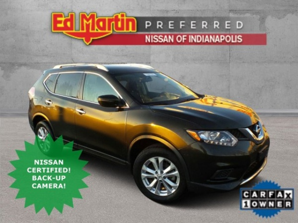 2016 Nissan Rogue in Indianapolis, IN