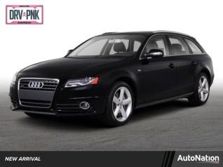 Used 2011 Audi A4 Premium Plus Avant Wagon 2.0T quattro Automatic for Sale in Des