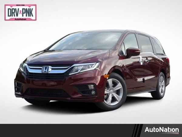 2020 Honda Odyssey in Des Plaines, IL