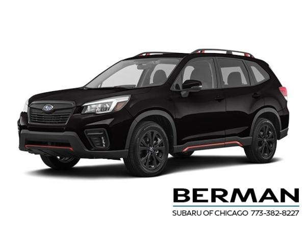 2020 Subaru Forester in Chicago, IL