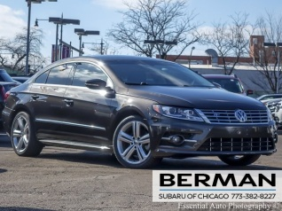 2016 Volkswagen Cc R Line Fwd Dsg Pzev For In Chicago
