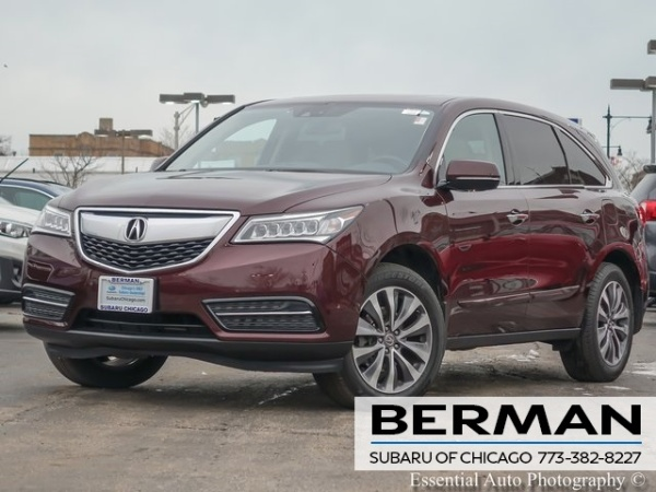 2015 Acura MDX in Chicago, IL