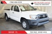 2015 Toyota Tacoma Access Cab I4 RWD Automatic for Sale in Miami, FL