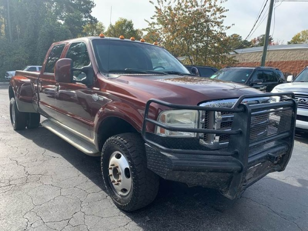 2007 Ford Super Duty F-350 King Ranch