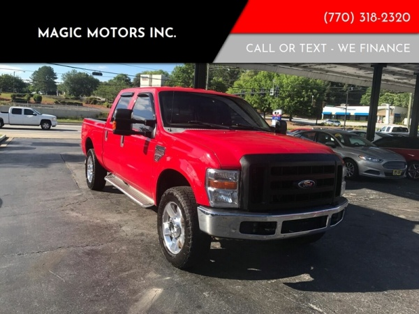 2009 Ford Super Duty F-250 in Snellville, GA
