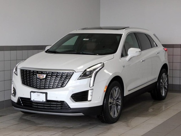 2020 Cadillac XT5 in Libertyville, IL