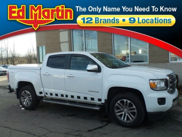2015 GMC Canyon in Carmel, IN