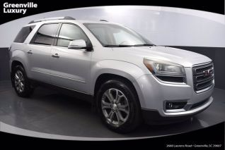 Used Gmc Acadias For Sale In Greenville Sc Truecar