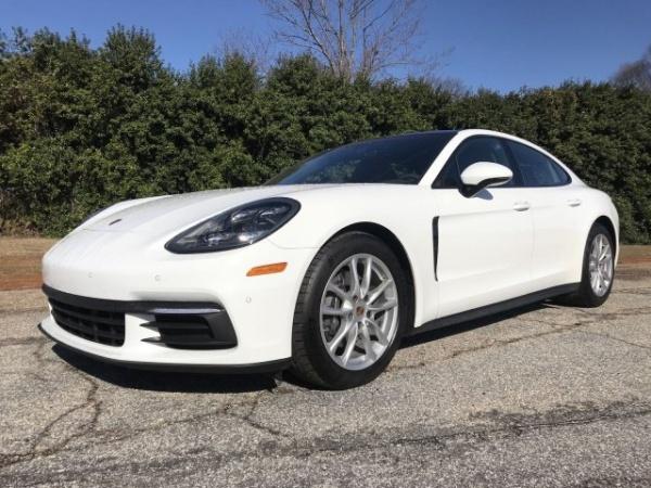 2018 Porsche Panamera in Greenville, SC