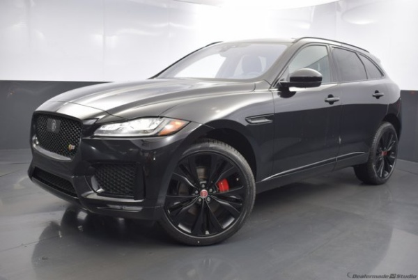2020 Jaguar F-PACE in Greenville, SC