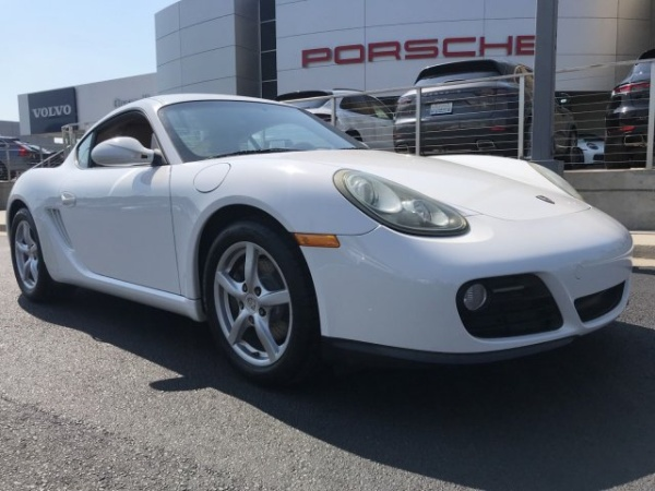 2009 Porsche Cayman Base