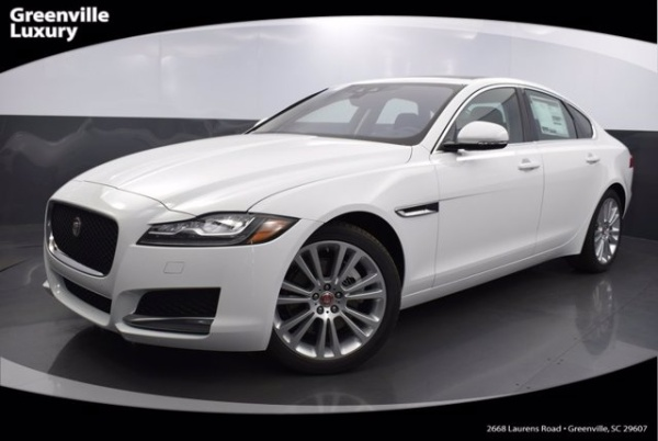 2020 Jaguar XF in Greenville, SC
