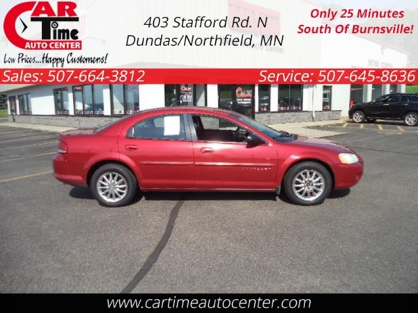 2001 Chrysler Sebring in Dundas, MN
