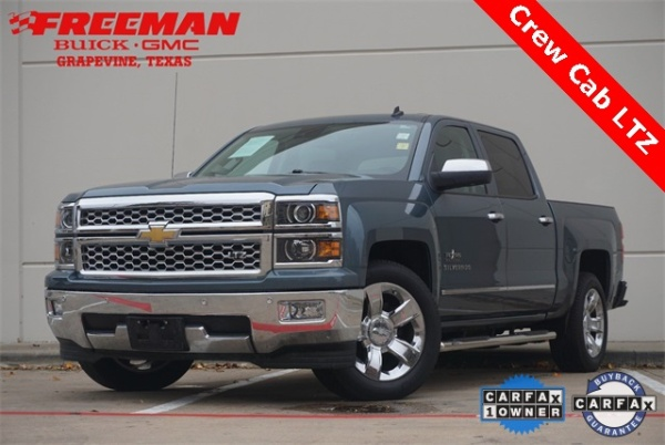 2014 Chevrolet Silverado 1500 in Grapevine, TX