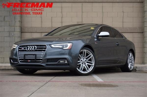2015 Audi S5 in Grapevine, TX