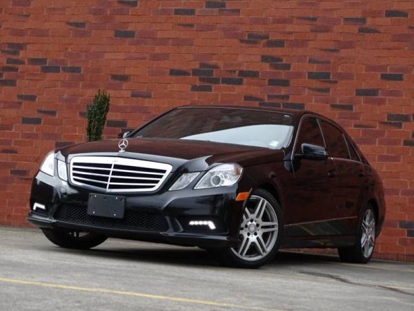 2011 Mercedes-Benz E