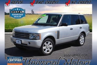 used land rover for sale search 5,722 used land rover listings  2004 land rover range rover hse