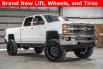 2017 Chevrolet Silverado 3500HD LT Crew Cab Standard Box 4WD for Sale in Fort Worth, TX