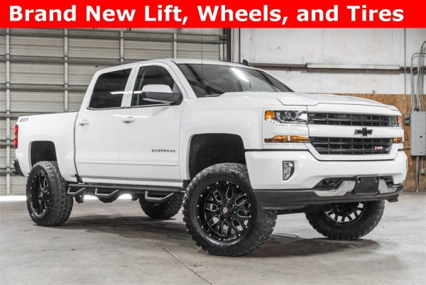 2017 Chevrolet Silverado 1500 in Fort Worth, TX