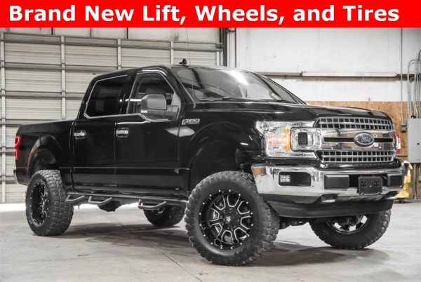 2018 Ford F-150 in Fort Worth, TX