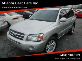 Used 2007 Toyota Highlander Hybrid FWD For Sale In Mableton, GA