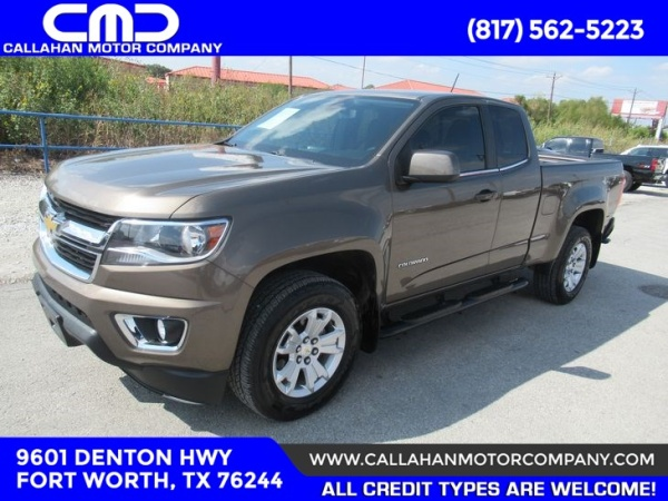 2016 Chevrolet Colorado in Keller, TX