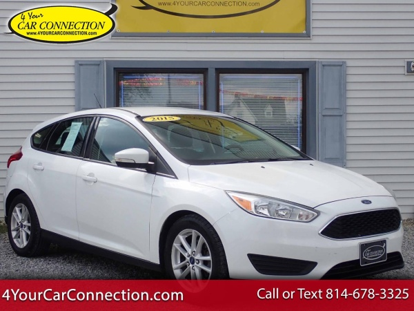 2015 Ford Focus in Cranberry, PA