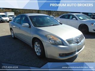 2009 Nissan Altima Hybrid Sedan Ecvt For In Virginia Beach Va