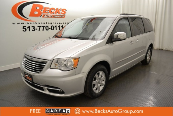 2011 Chrysler Town & Country in Mason, OH