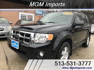 2008 Ford Escape Xlt V6 Automatic 4wd For In Loveland Oh