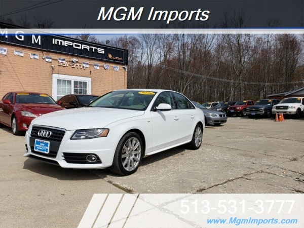 2012 Audi A4 in Cincinnati, OH