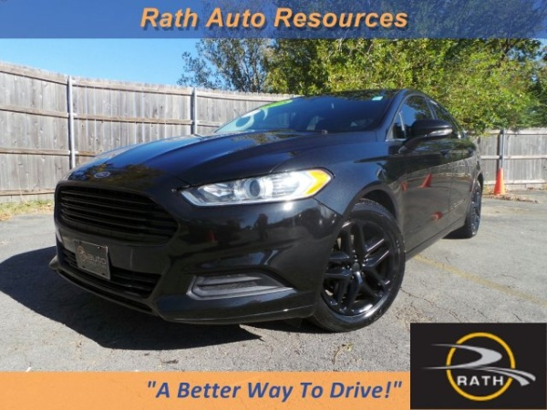 2015 Ford Fusion in Fort Smith, AR