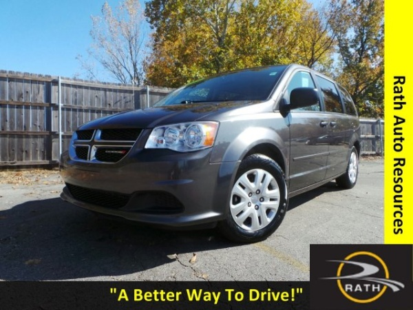 2016 Dodge Grand Caravan in Fort Smith, AR