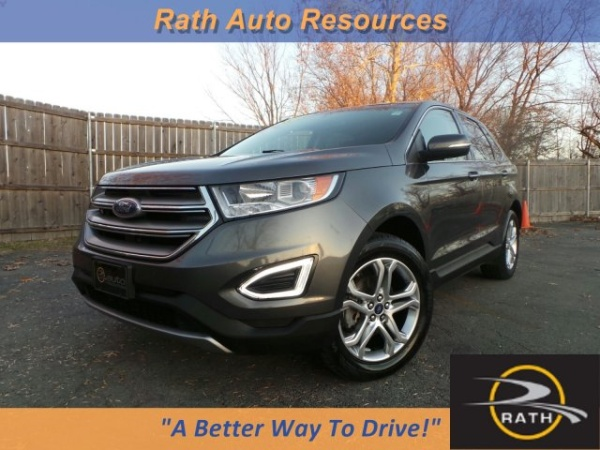 2017 Ford Edge in Fort Smith, AR
