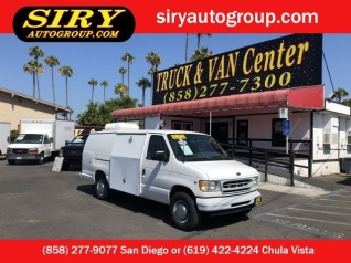 Used Ford Econoline Cargo Van For Sale Search 659 Used Econoline