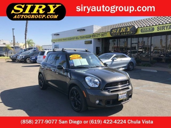2016 MINI Countryman in San Diego, CA
