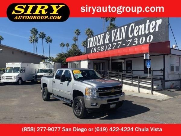 2013 Chevrolet Silverado 2500HD in San Diego, CA