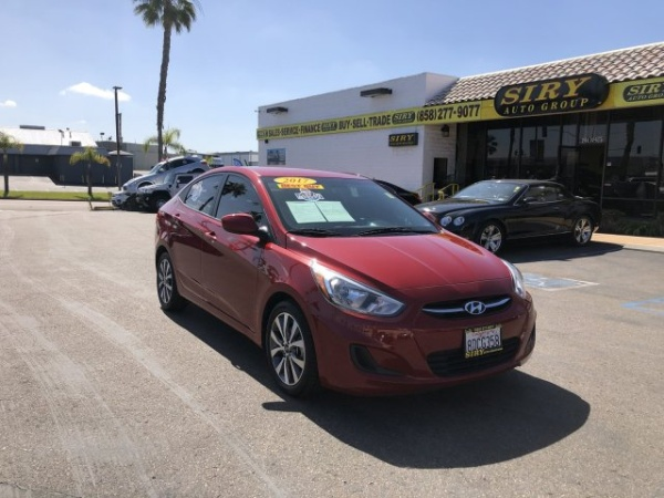 2017 Hyundai Accent in San Diego, CA