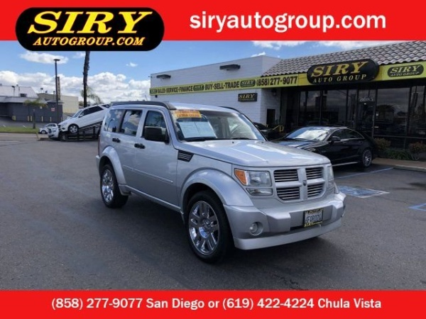 2008 Dodge Nitro in San Diego, CA