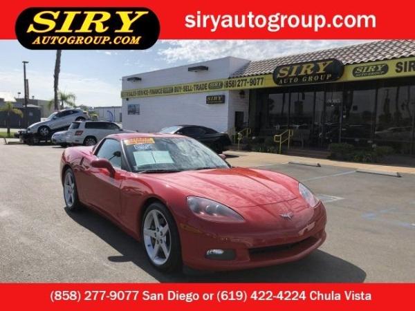 2005 Chevrolet Corvette in San Diego, CA